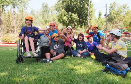 מחנה קיץ אתגרים 2018